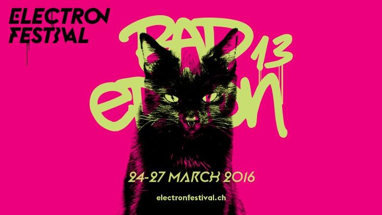 Electron Festival 2016 banner