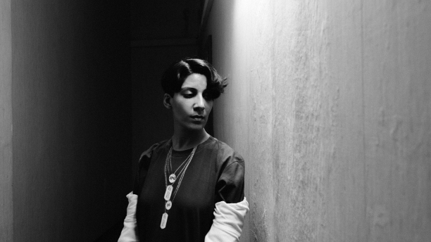 Fatima Al Qadiri by Camille Blake