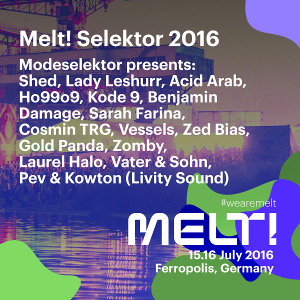 Meltselektor Stage 2016