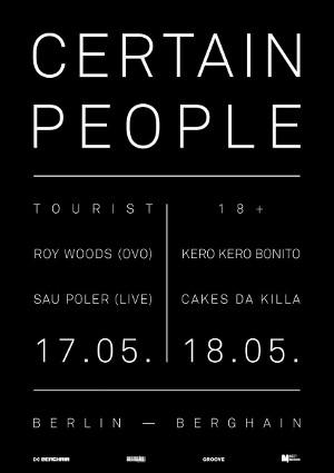 Certain People Festival