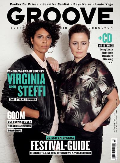 Groove 160 (Mai/Juni 2016)