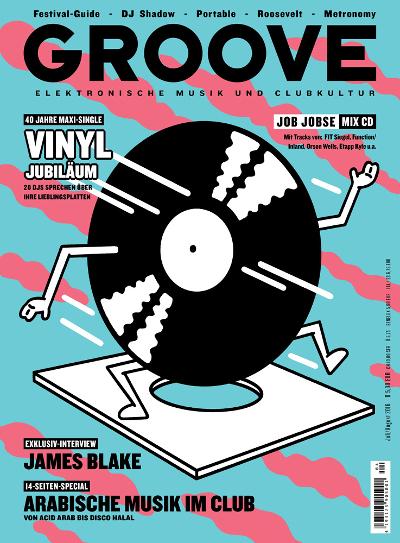 Groove 160 (Juli/August 2016)
