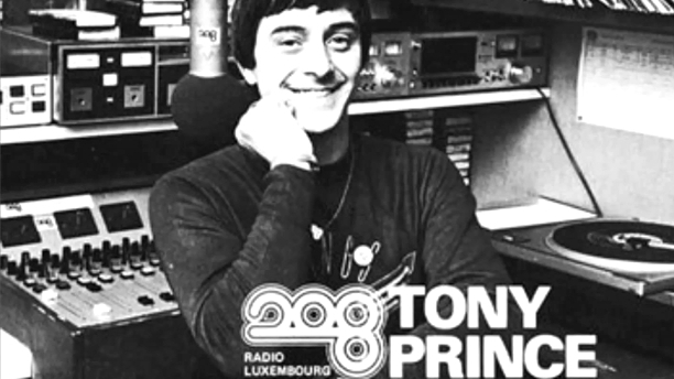 Tony Prince Radio Luxemburg