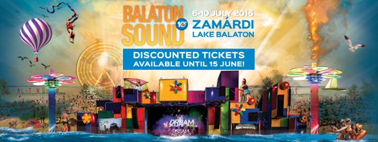 Balaton Sound 2016_Line Up 2