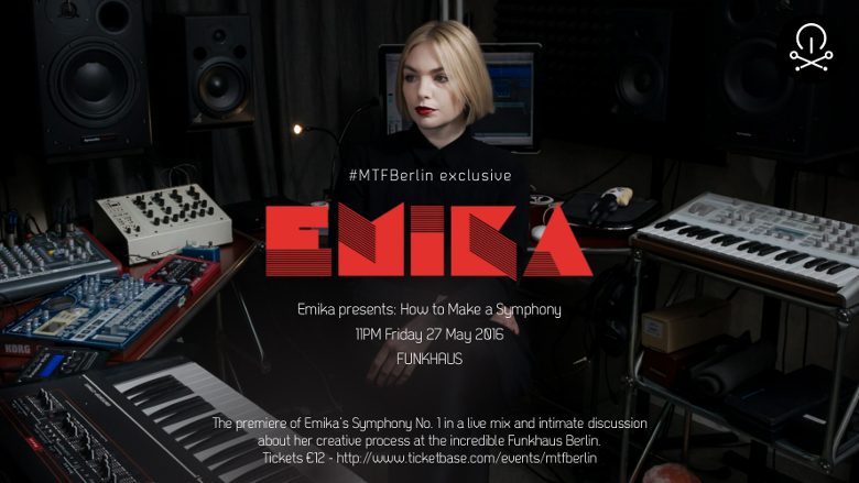 Emika Music Tech Fest