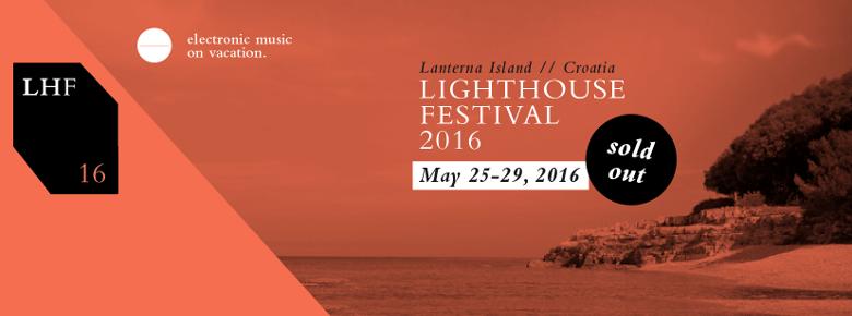 Lighthouse Festival 2016 Banner