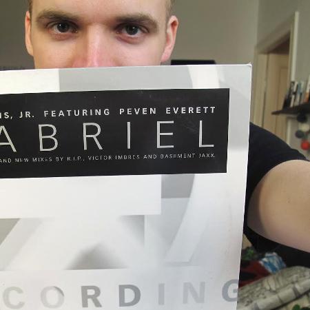 Roy Davis Jr. Featuring Peven Everett – Gabriel