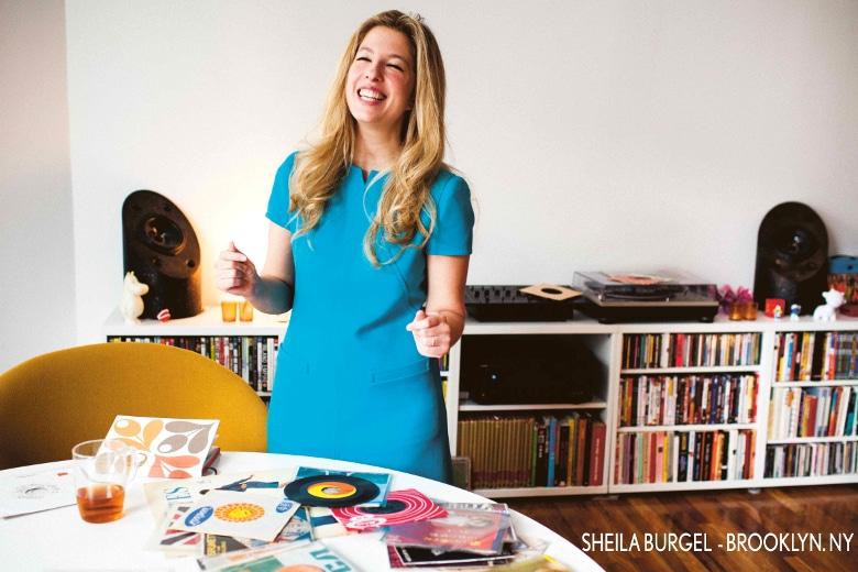 Sheila Burgel (© Eilon Paz/Eden)