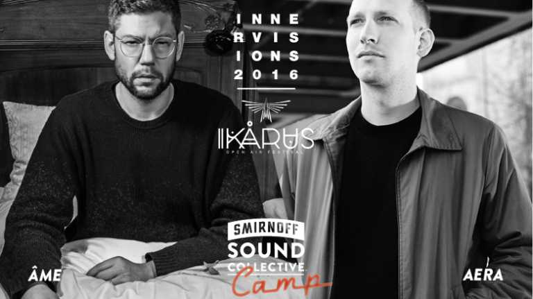 Smirnoff Sound Collective: Âme & Aera at Ikarus