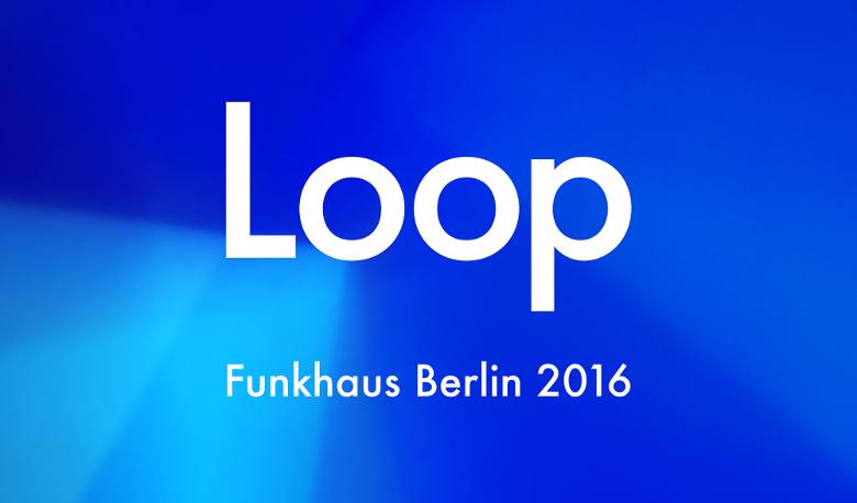 Ableton Loop '16