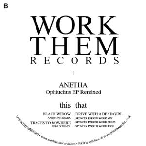 Anetha - Ophiuchus Remixed
