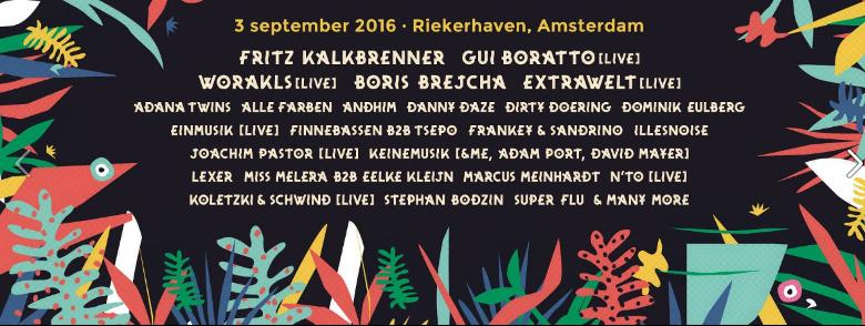 Pleinvrees Festival 2016