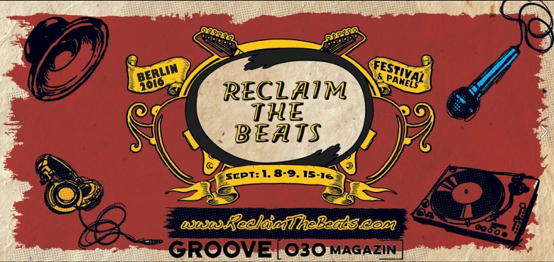 Reclaim The Beats 2016