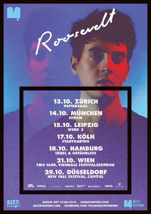 Roosevelt Tour 2016