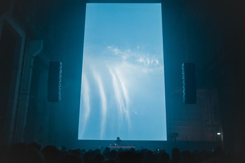 2016: A Kraftwerk Odyssey. Foto: Helge Mundt
