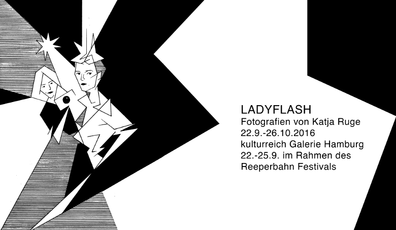 Ladyflash by Alex Solman