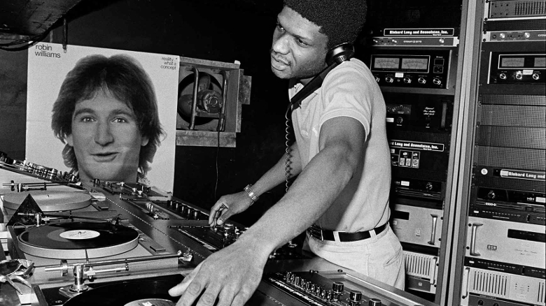 Larry Levan by Bill Bernstein
