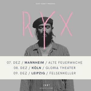 Ry X auf Tour in Deutschland