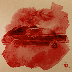 Red Axes, Moscoman & Krikor - Subaru Pesha