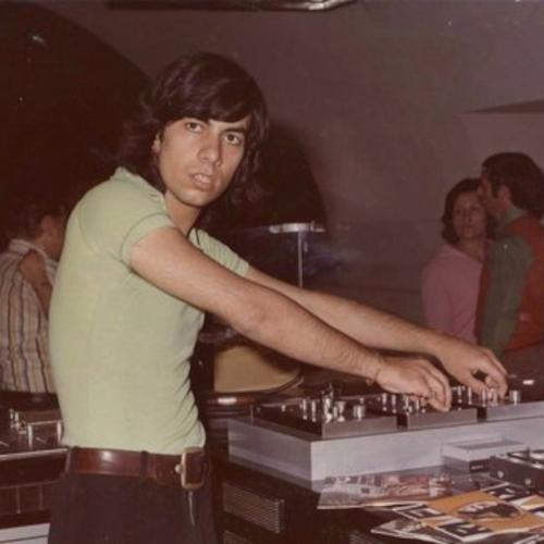 David Mancuso in jungen Jahren