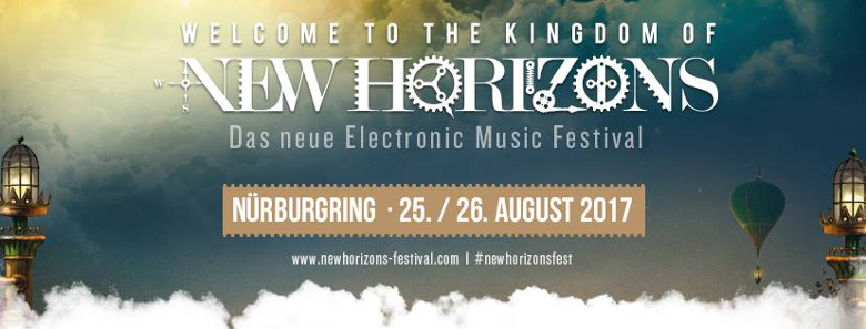 new horizons festival 2017 neues festival am n rburgring groove. Black Bedroom Furniture Sets. Home Design Ideas