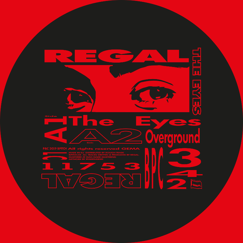 Regal - The Eyes (BPitch Control)
