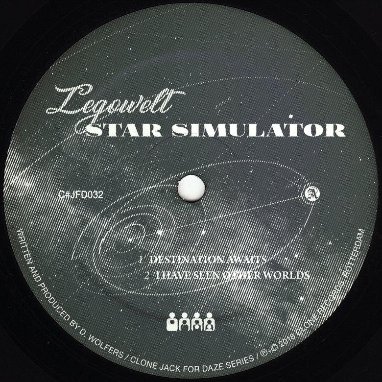 Legowelt - Star Simulator (Clone Jack For Daze)