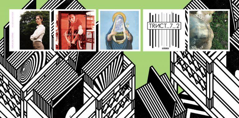 Die Platten der Woche mit Carla dal Forno, Dax J und Truncate