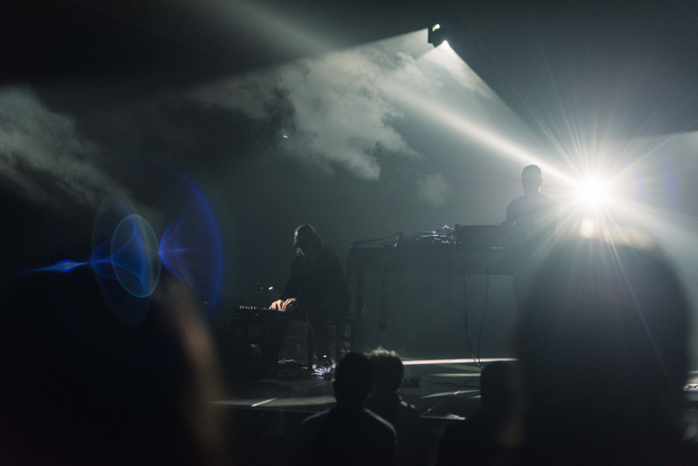 The Long Now: Cortini & Verbos by Camille Blake