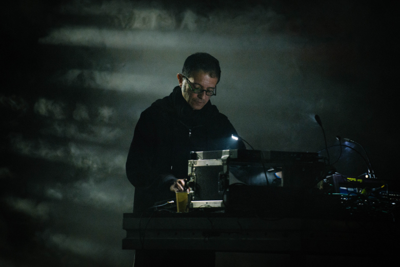 The Long Now: Donato Dozzy by Camille Blake