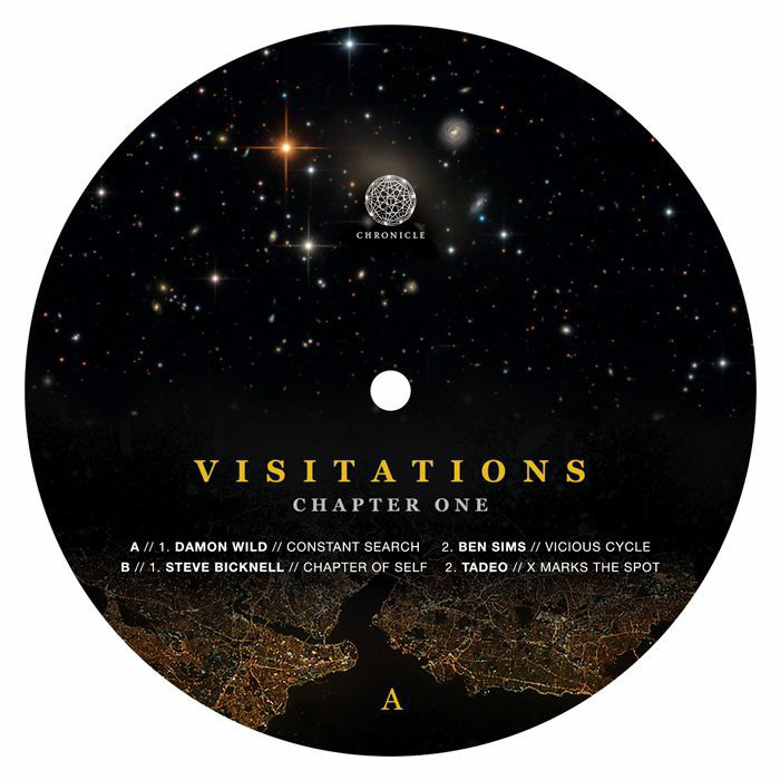 Steve Bicknell/Damon Wild/Ben Sims/Tadeo - Visitations (Chapter 1) (Chronicle)
