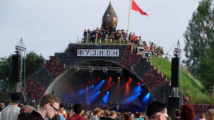 Fusion Festival. Foto: Retinafunk.