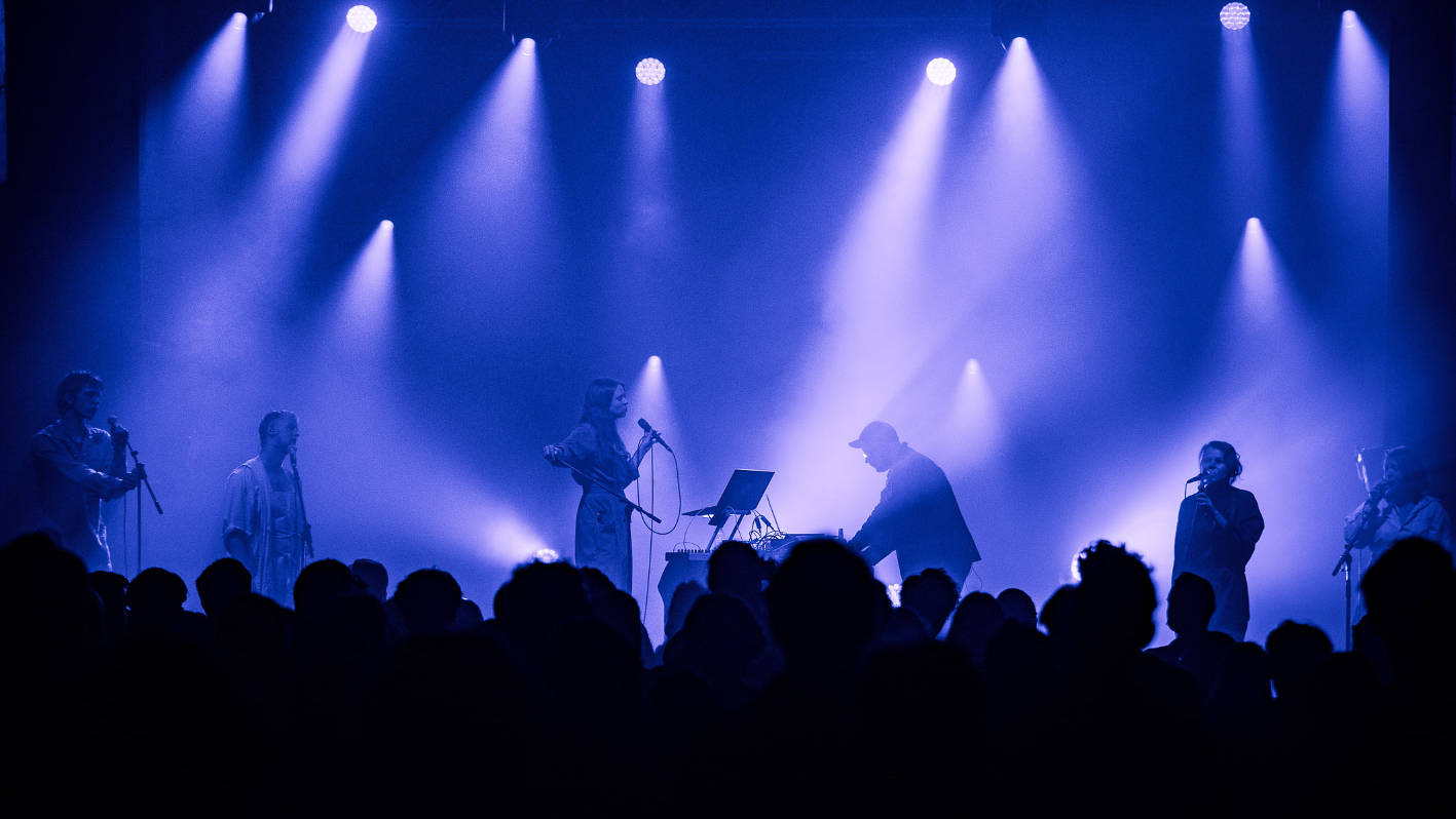 Holly Herndon at Donaufestival