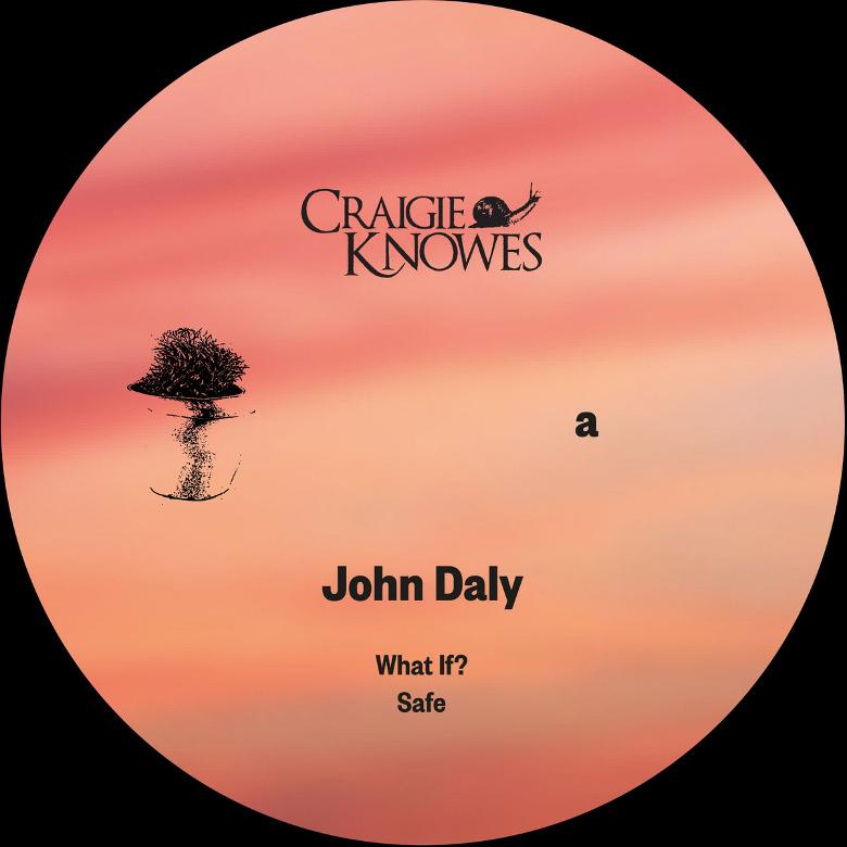 John Daly - Safe EP