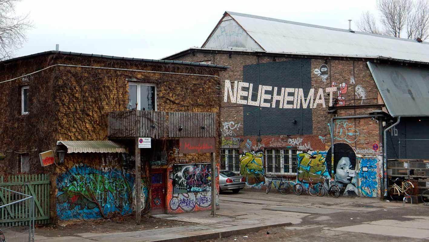 Raw Gelande In Berlin Seine Zukunft Wird Heute Entschieden