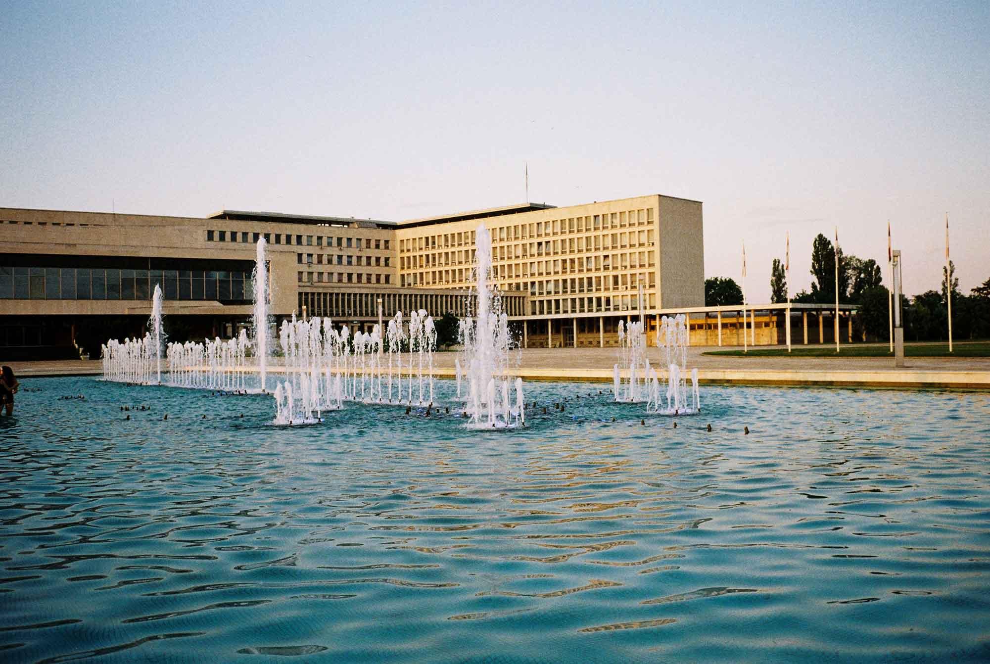 Der Palata Srbije in Belgrad. Foto: Ivan Ikić.