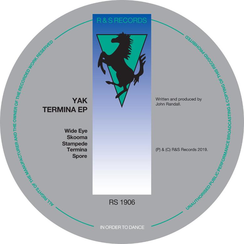 Yak - Termina EP