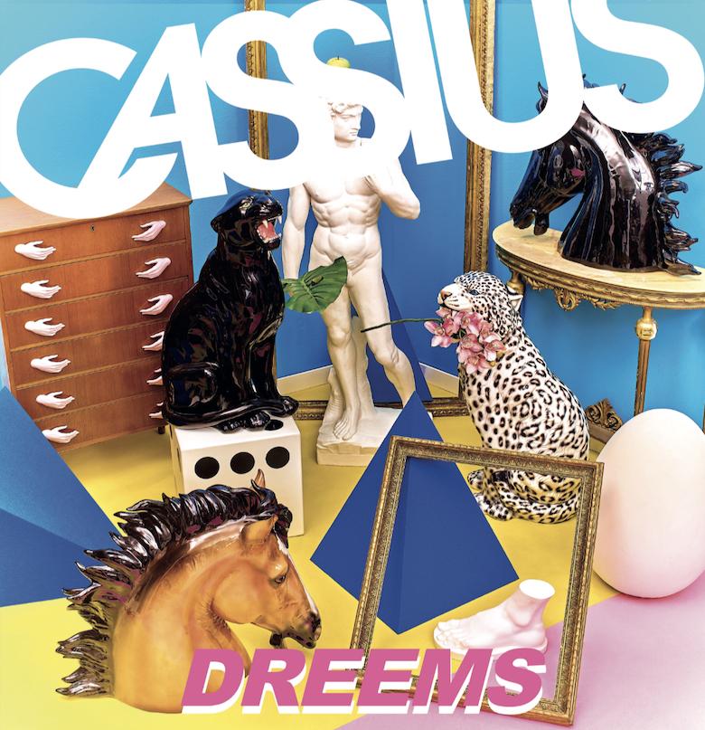 Cassius – Dreems (Caroline Records)