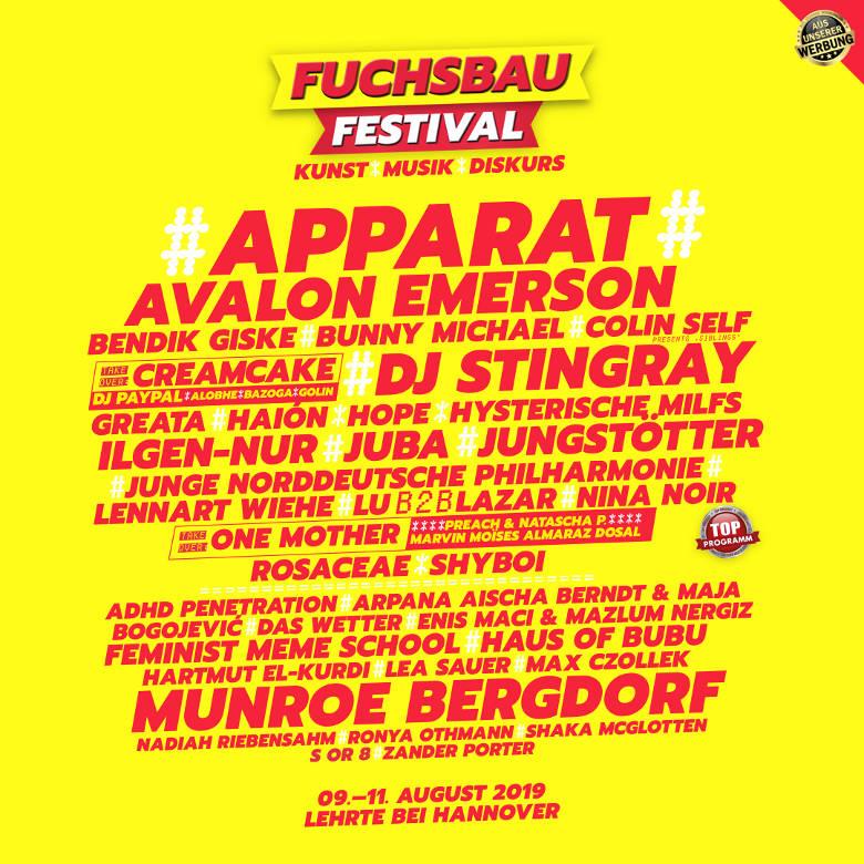 Fuchsbau Flyer 19