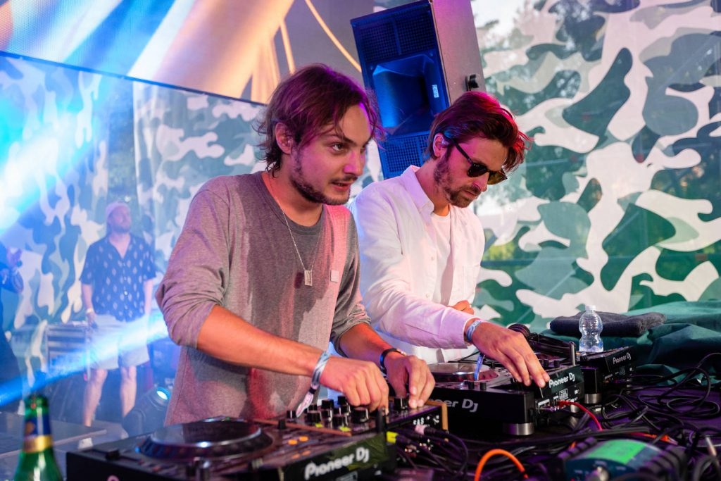 MCDE & Jeremy Underground by Paolo Scalerandi