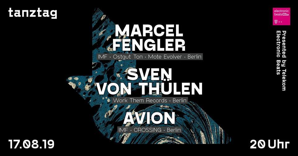 Schweriner Tanztag mit Marcel Fengler & Sven VT: Tickets zu gewinnen.