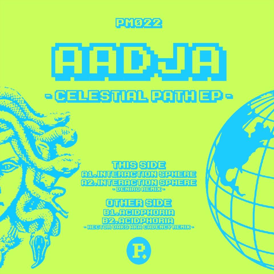 "AADJA: Trackpremiere von ""Acidphoria (Héctor Oaks aka Cadency Remix)"""