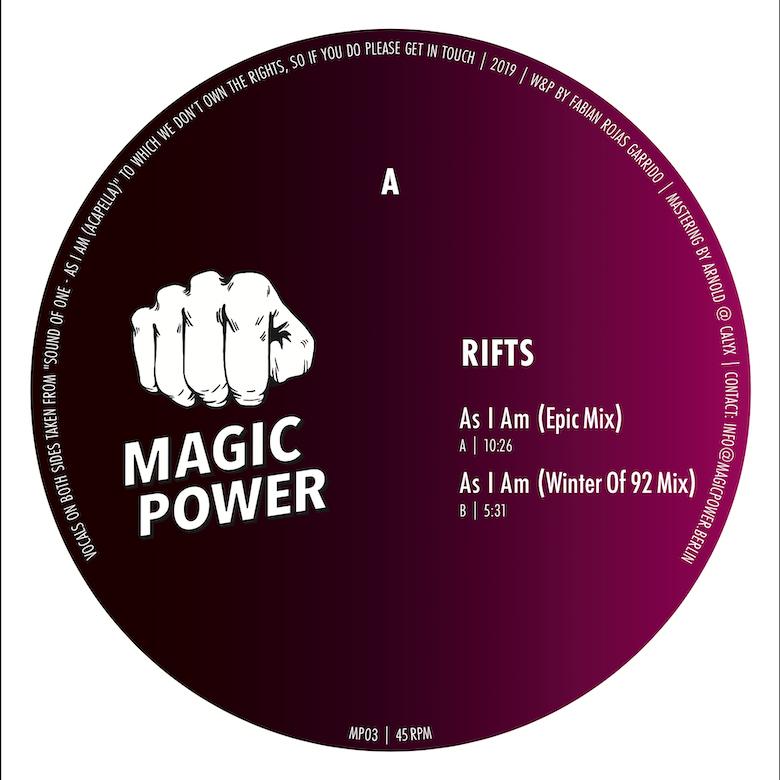 "Rifts: Trackpremiere von ""As I Am (Epic Mix)"""