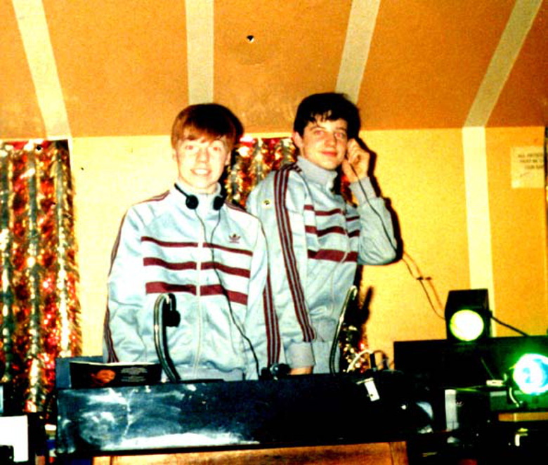 Andy Barker, Darren Partington