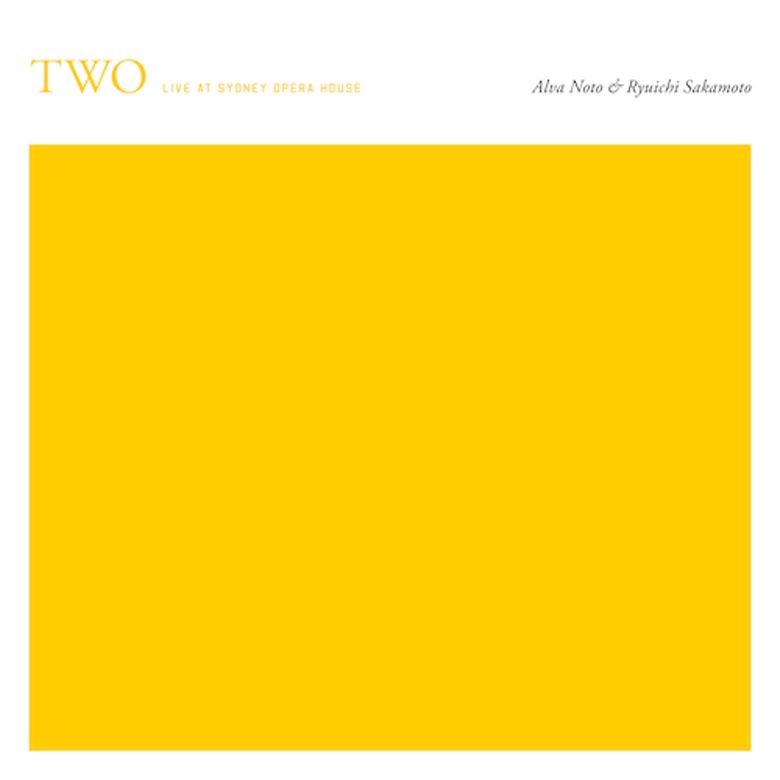 Alva Noto & Ryuichi Sakamoto - Two (Live At Sydney Opera House) (Noton)