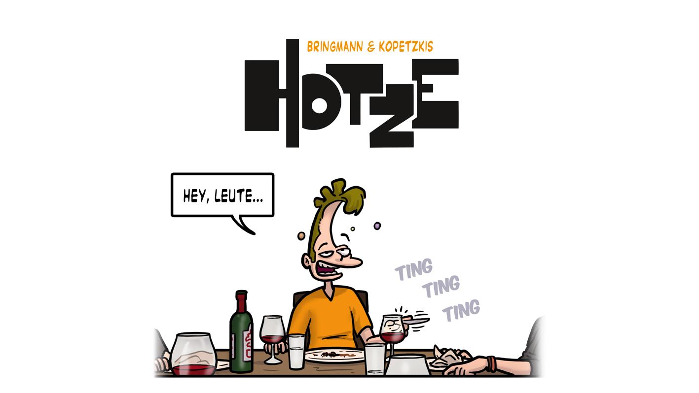 """Hotze: """"Ich hatte da so'ne Idee."""""""