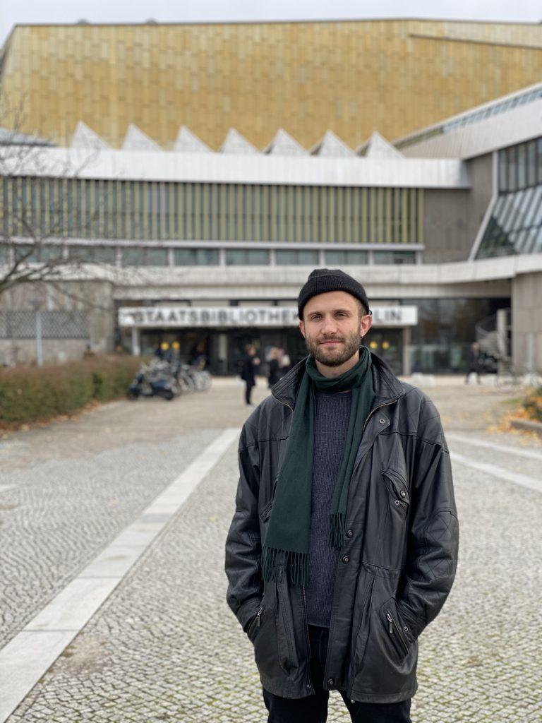 """Lukas Drevenstedt: """"Clubkultur kann nicht gerettet werden wie ein großes Opernhaus"""""""