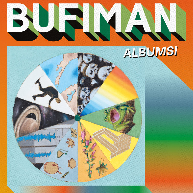 Bufiman - Albumsi (Dekmantel)