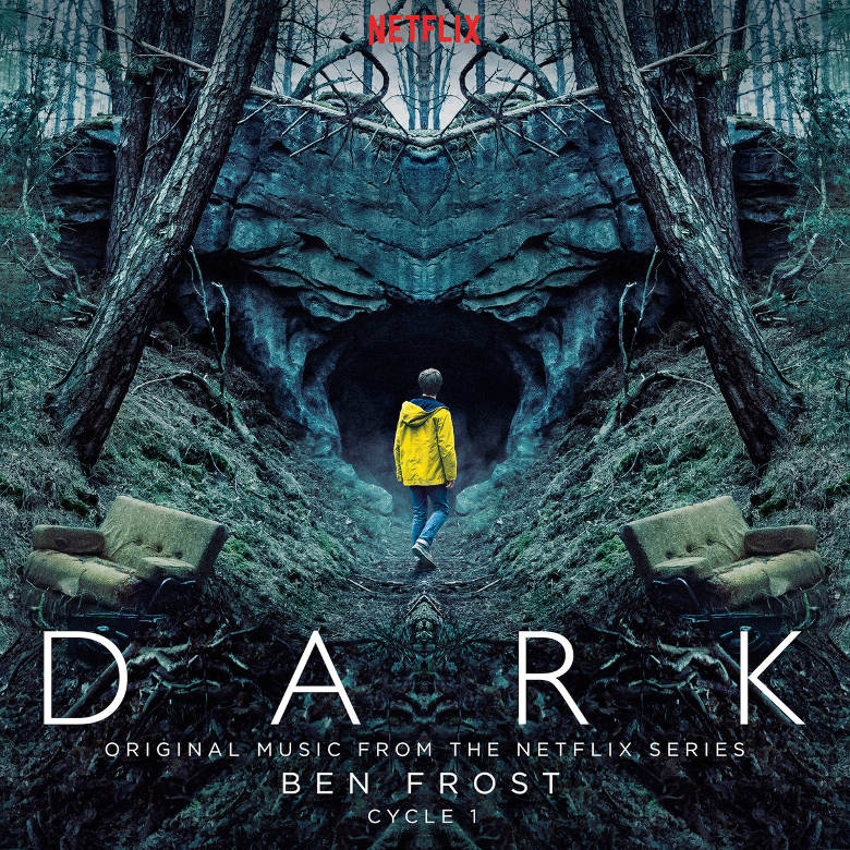 Ben Frost - Dark: Cycle 1 (Invada Records/Lakeshore)
