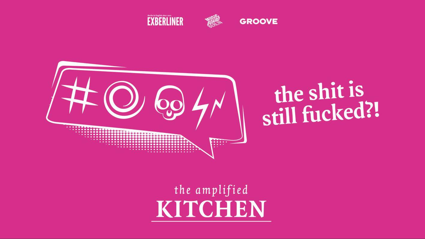 The Amplified Kitchen: BDS & Club Culture [Mitschnitt]